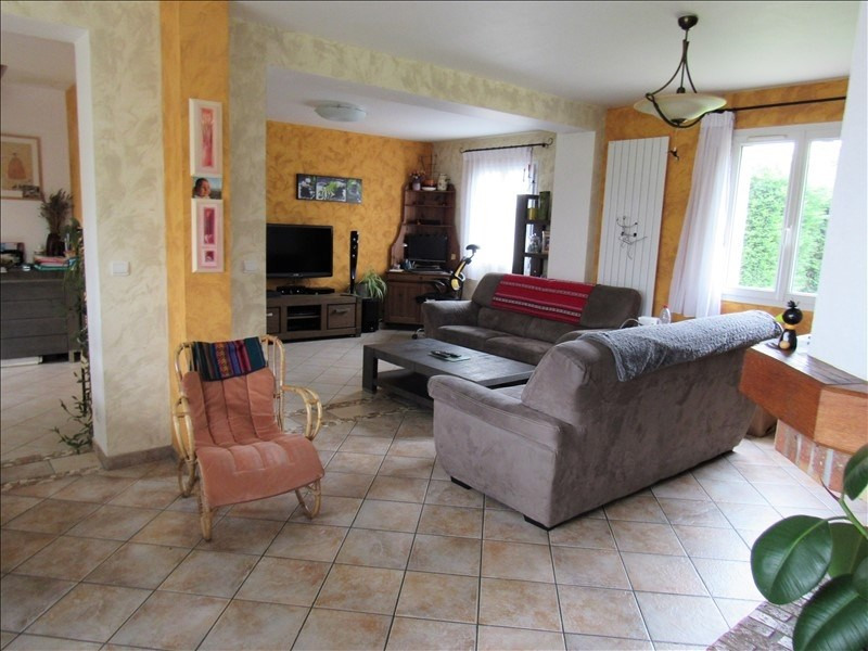 Sale house / villa Breval 298000€ - Picture 5
