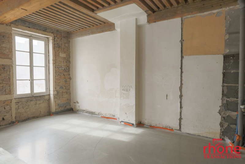 Sale apartment Lyon 1er 164 000€ - Picture 2