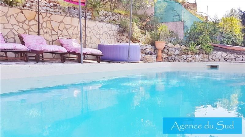 Vente maison / villa Roquevaire 364000€ - Photo 3