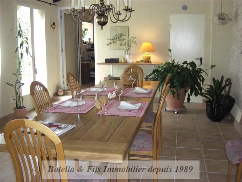 Immobile residenziali di prestigio casa Barjac 596000€ - Fotografia 13