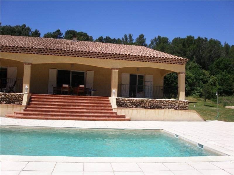 Vente maison / villa Salernes 378000€ - Photo 2