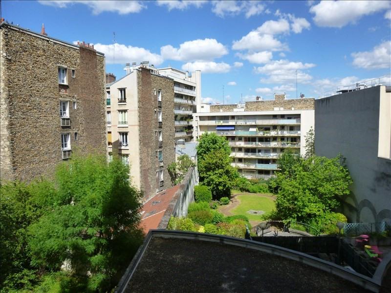 Sale apartment Paris 19ème 404000€ - Picture 1