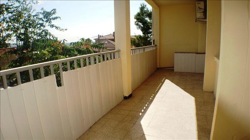 Locação apartamento Toulon 695€ CC - Fotografia 2