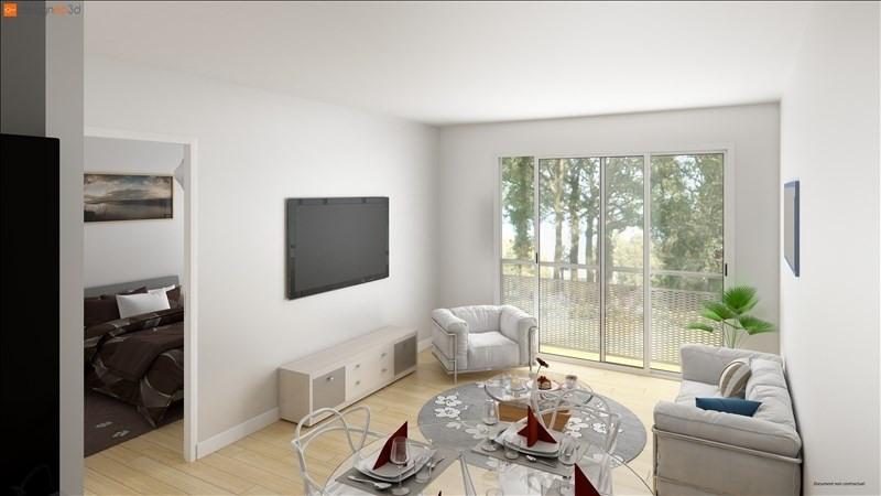 Vente appartement Nantes 211500€ - Photo 2