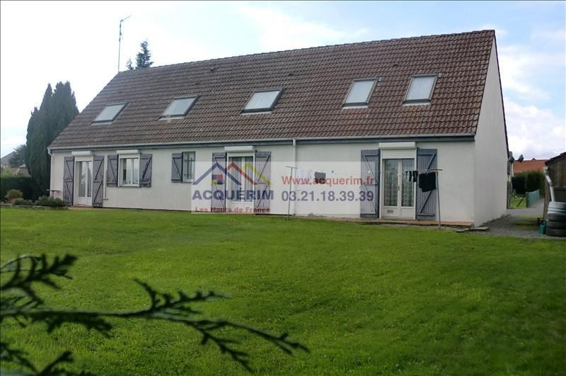 Produit d'investissement maison / villa Moncheaux 299000€ - Photo 1