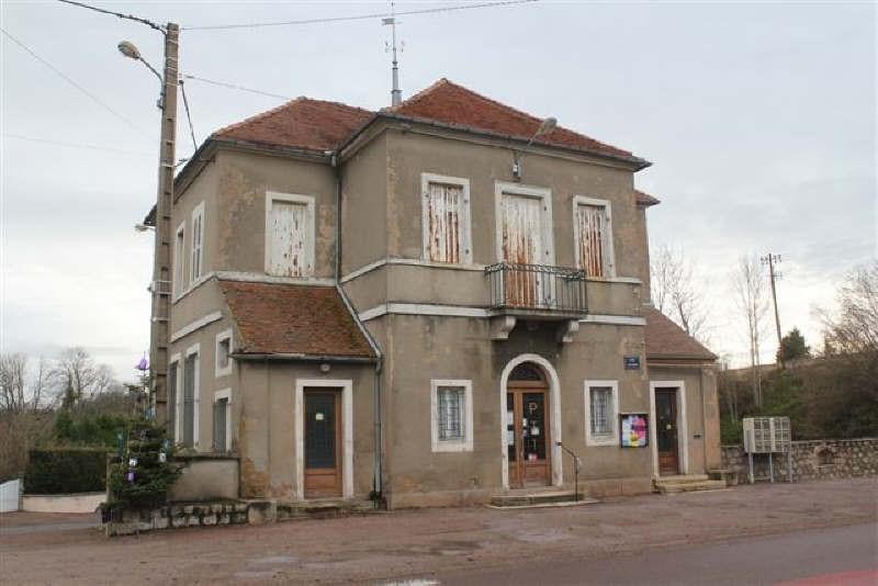 Sale building La roche en brenil 77000€ - Picture 1