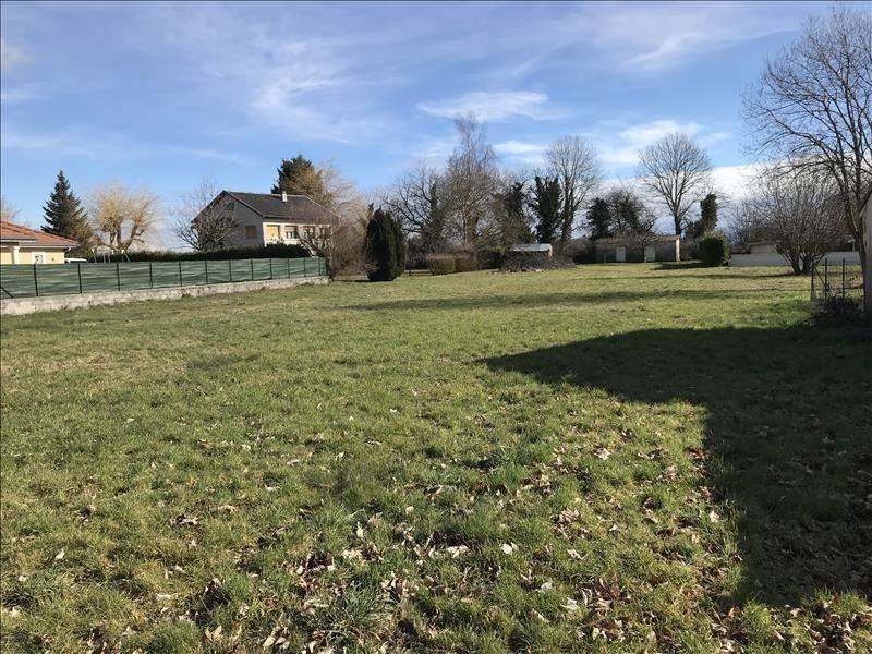 Venta  terreno Torchefelon 106000€ - Fotografía 2