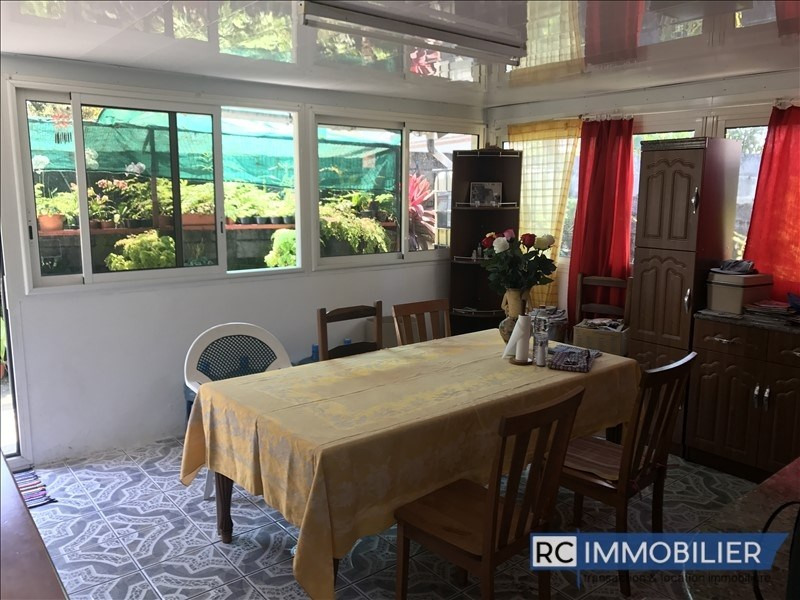 Vente maison / villa Bras panon 150000€ - Photo 1