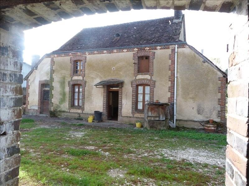 Sale house / villa Secteur champignelles 75000€ - Picture 1