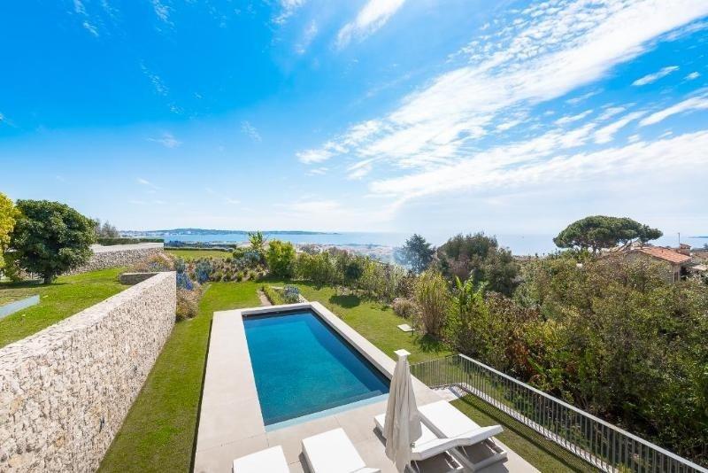 Vermietung von ferienwohnung haus Le golfe juan 7500€ - Fotografie 12