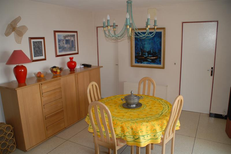 Vacation rental house / villa Les issambres 885€ - Picture 6