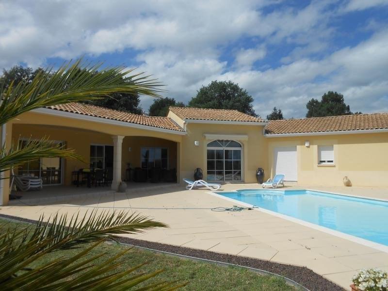 Vente de prestige maison / villa Montguyon 441000€ - Photo 1