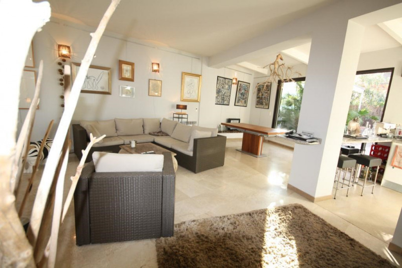 Vente appartement Juan les pins 595 000€ - Photo 2