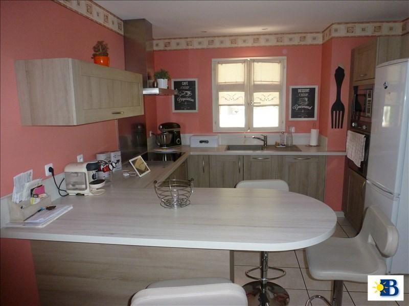 Vente maison / villa Scorbe clairvaux 164300€ - Photo 6
