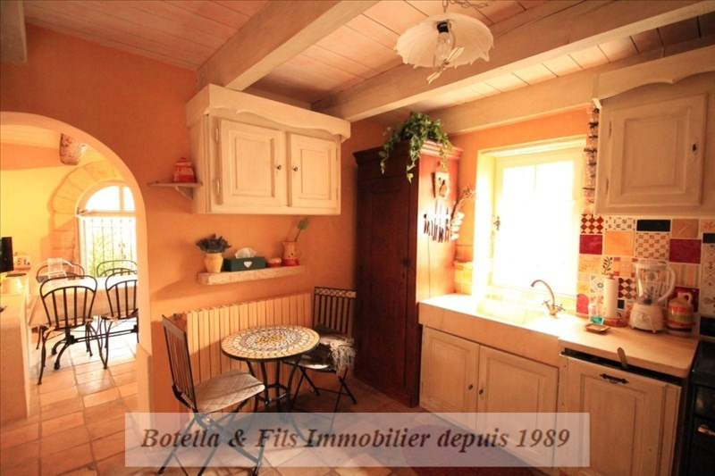 Venta  casa Uzes 255000€ - Fotografía 5