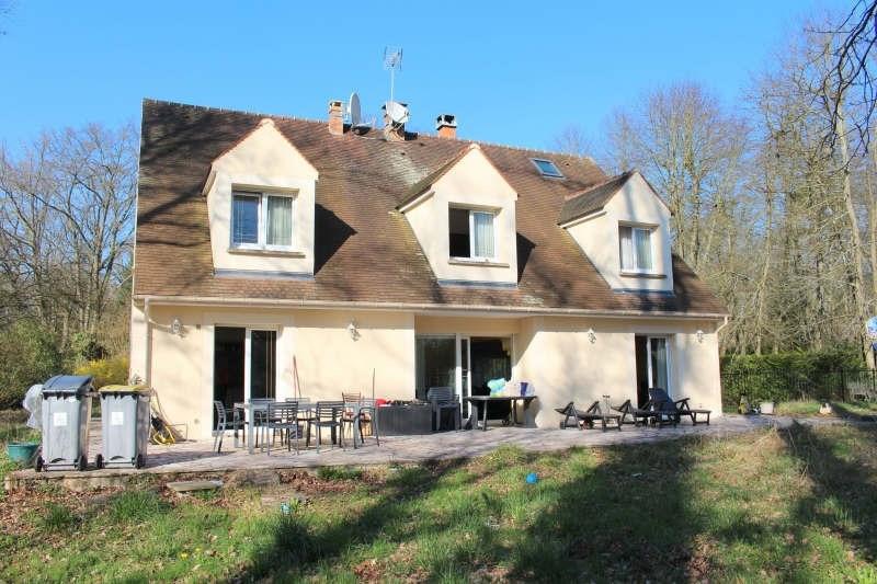 Deluxe sale house / villa Lamorlaye 698000€ - Picture 7