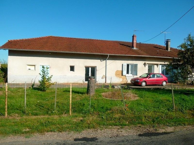 Sale house / villa Montrevel en bresse 119000€ - Picture 1