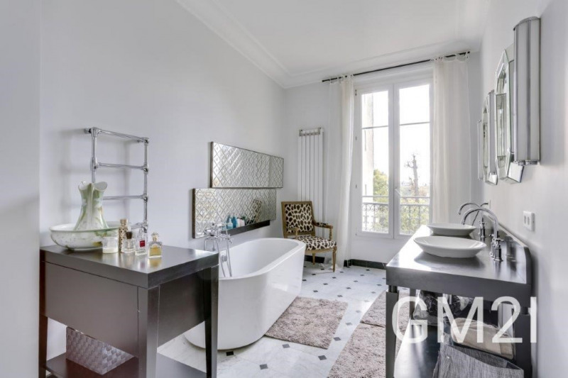 Vente de prestige appartement Paris 16ème 3 140 000€ - Photo 10