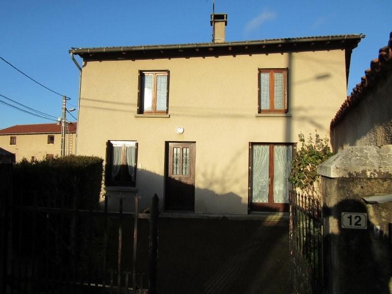 Vente maison / villa St laurent de chamousset 70000€ - Photo 3