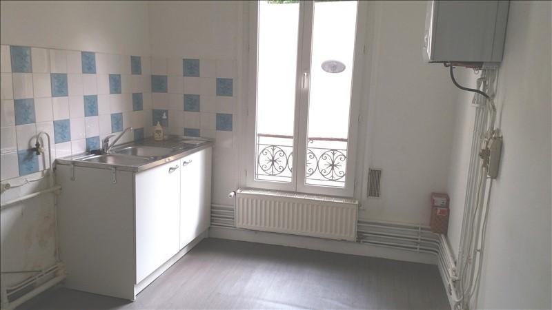 Verhuren  appartement Paris 18ème 975€ CC - Foto 3