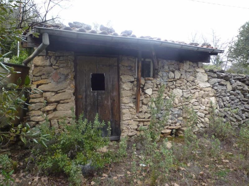 Vente terrain St cézaire 50 000€ - Photo 1