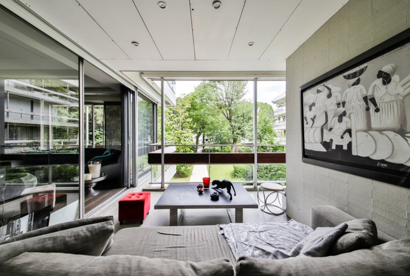 Deluxe sale apartment Boulogne-billancourt 1990000€ - Picture 9