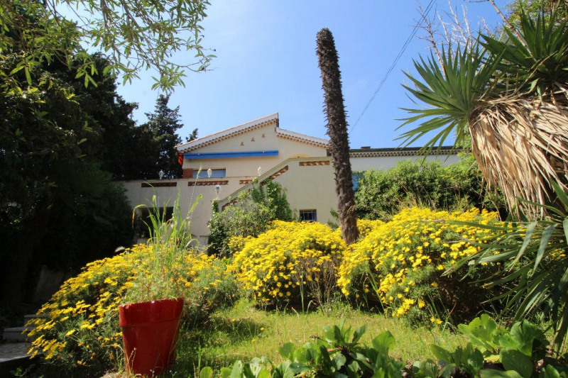 Vente de prestige maison / villa Villeneuve loubet 889000€ - Photo 1