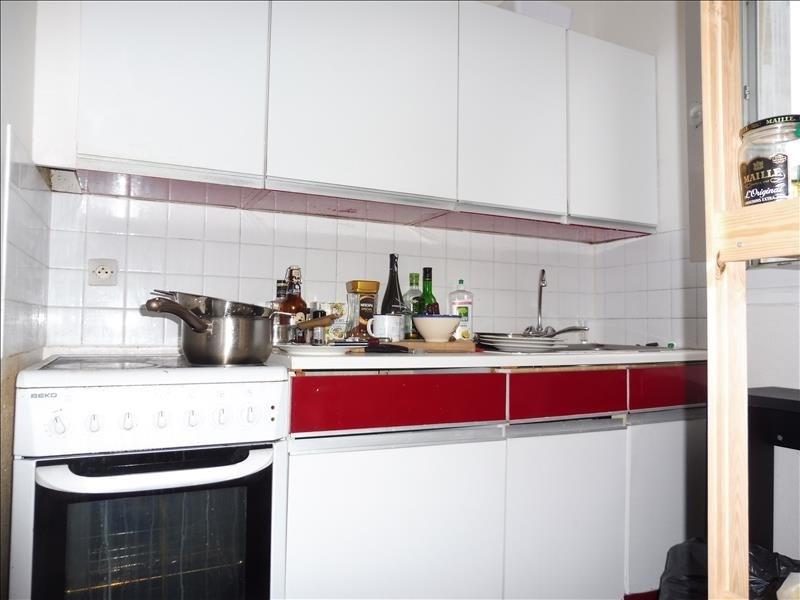 Sale apartment Issy les moulineaux 170000€ - Picture 4