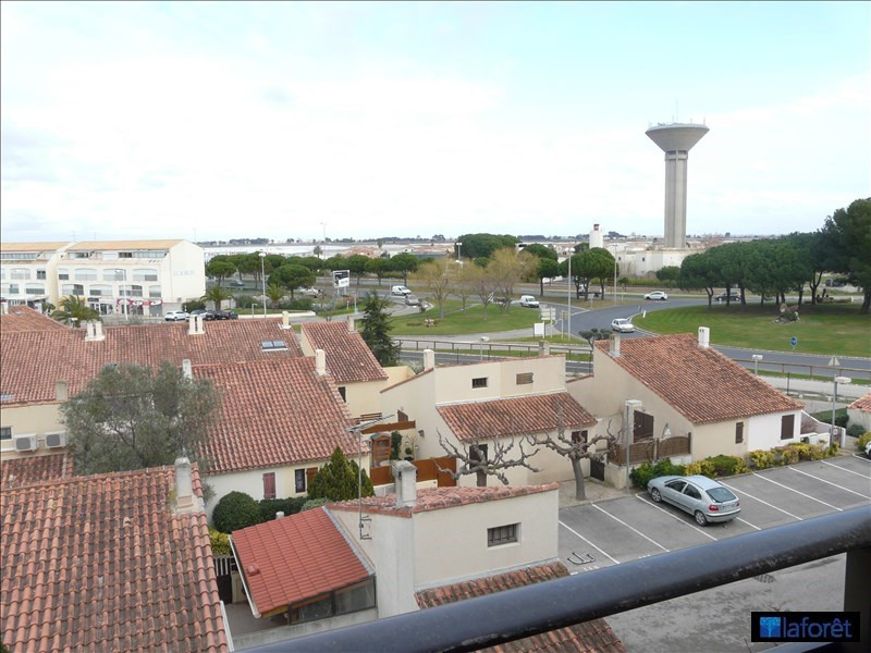 Sale apartment Le grau du roi 79 000€ - Picture 1
