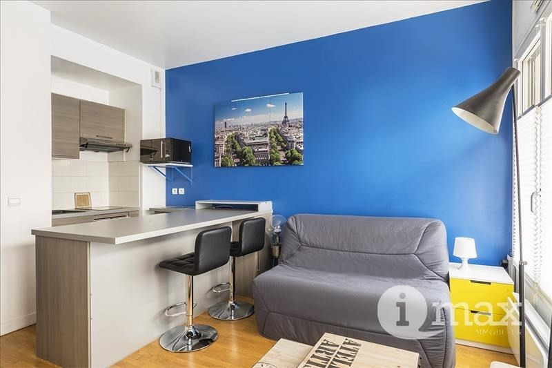 Vente appartement Levallois perret 210000€ - Photo 2
