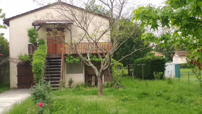 Sale house / villa Colayrac saint cirq 118000€ - Picture 1