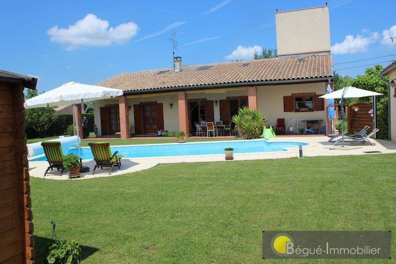 Sale house / villa Mondonville 440000€ - Picture 3