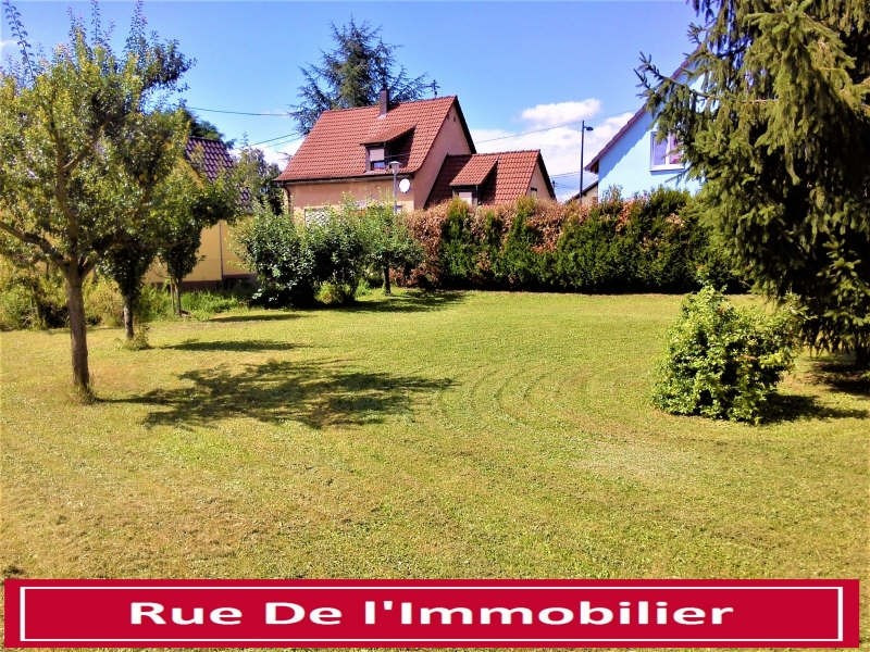 Sale site Herrlisheim 94 000€ - Picture 1