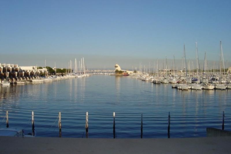 Vente appartement Port camargue 450000€ - Photo 1