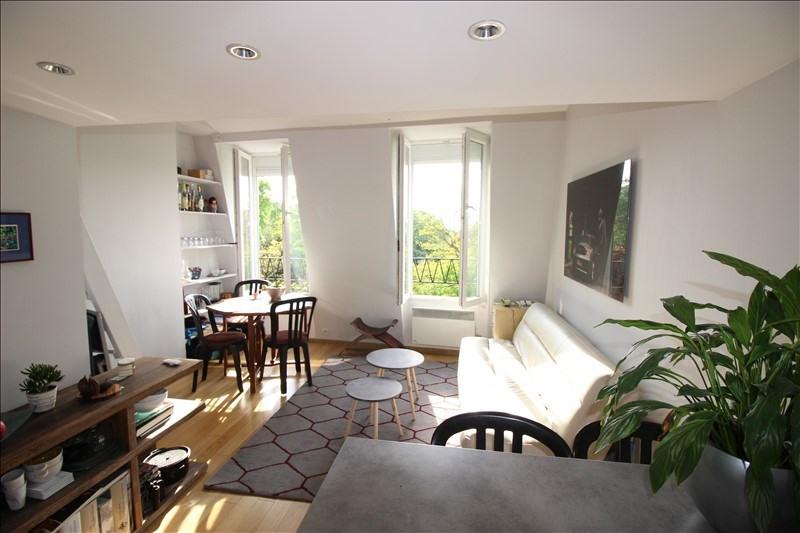 Vente appartement Paris 19ème 299600€ - Photo 1