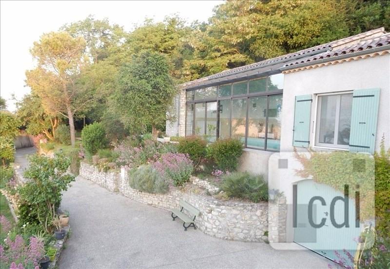 Vente de prestige maison / villa Montelimar 645000€ - Photo 1