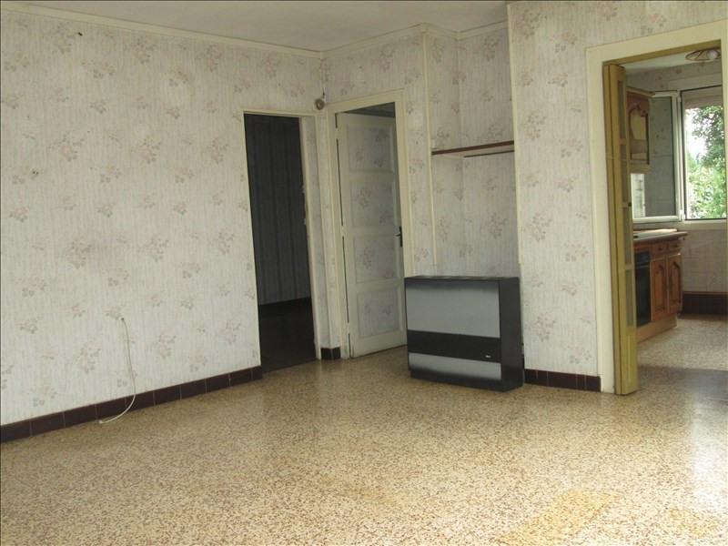 Vente maison / villa Tournus 110000€ - Photo 2
