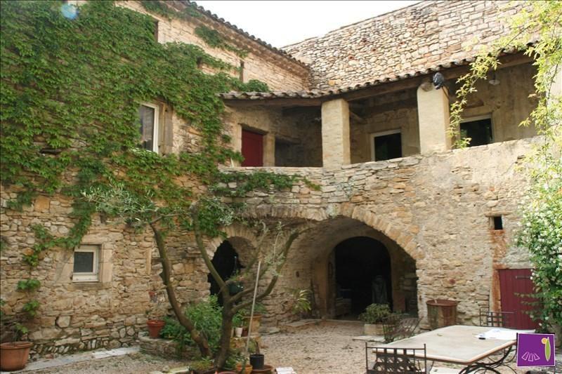 Vente de prestige maison / villa Uzes 799000€ - Photo 1