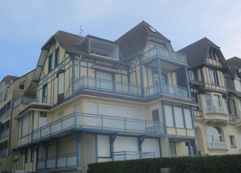 Venta  apartamento Le touquet paris plage 134000€ - Fotografía 12
