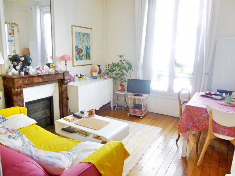 Sale apartment Paris 10ème 290000€ - Picture 2