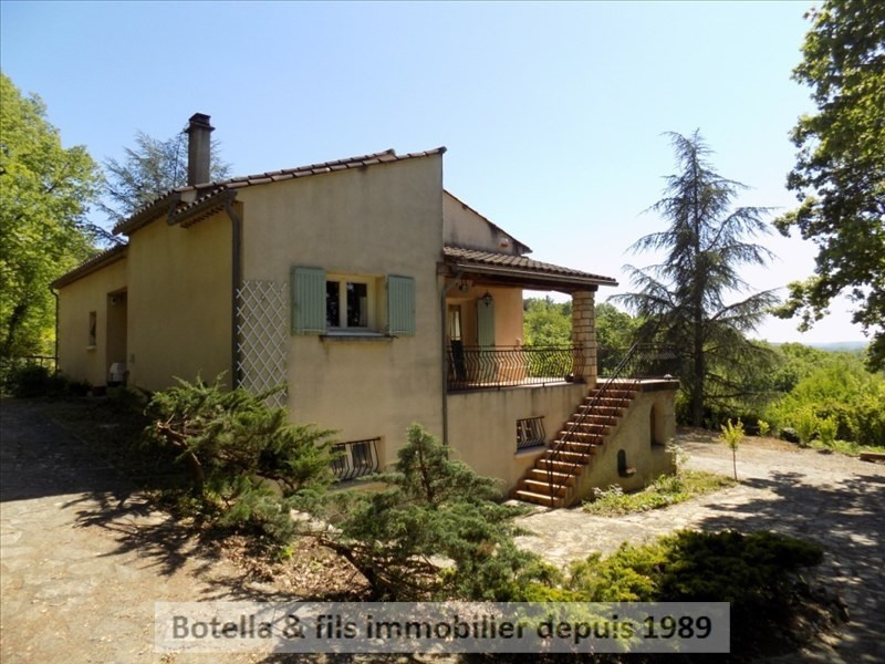 Vente maison / villa Barjac 199 900€ - Photo 1