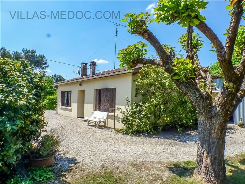 Sale house / villa Vensac 170 000€ - Picture 1