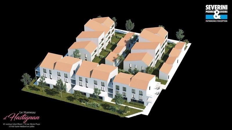 Vente appartement St medard en jalles 284200€ - Photo 1