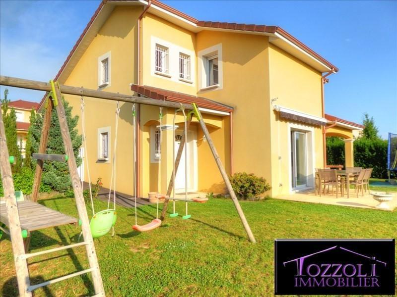 Sale house / villa Villefontaine 334000€ - Picture 7