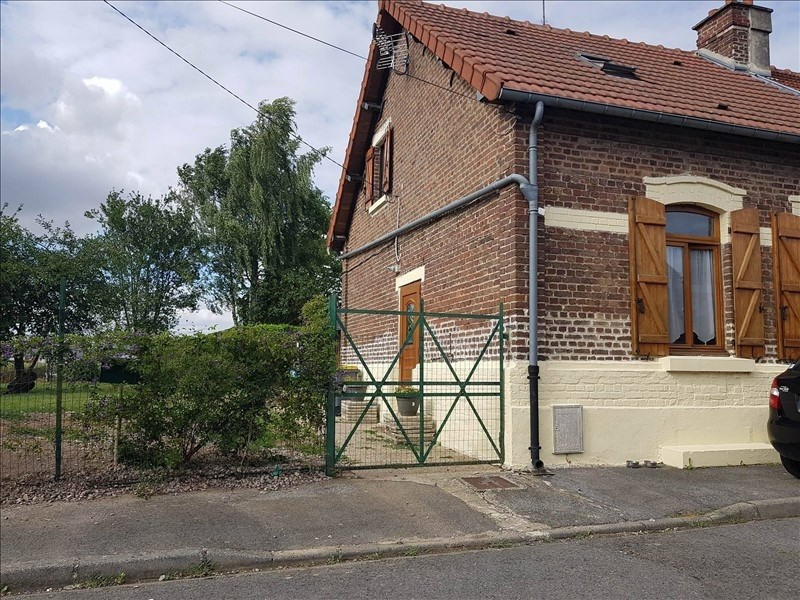 Vente maison / villa Tergnier 83 400€ - Photo 1