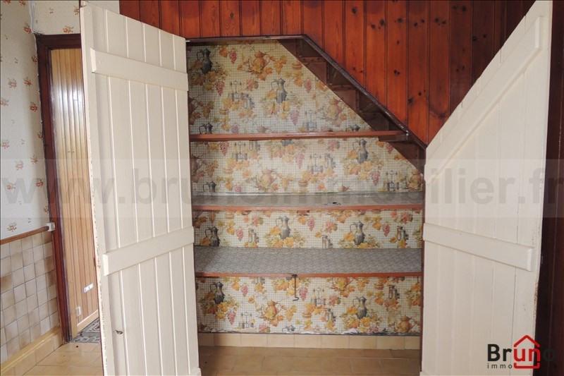 Verkoop  huis Le crotoy 141900€ - Foto 10
