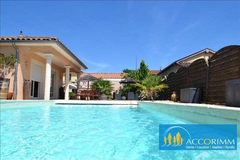 Deluxe sale house / villa Toussieu 610000€ - Picture 4