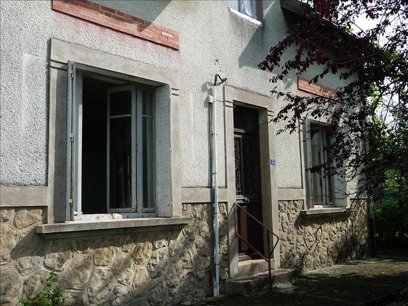 Vente maison / villa St jean de losne 100000€ - Photo 2