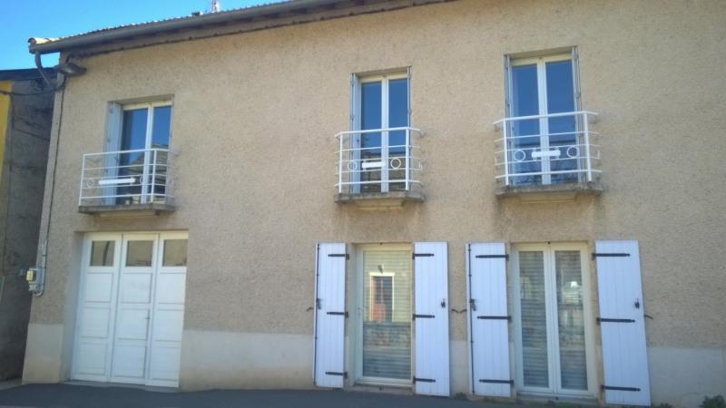 Vente maison / villa Malrevers 110000€ - Photo 1