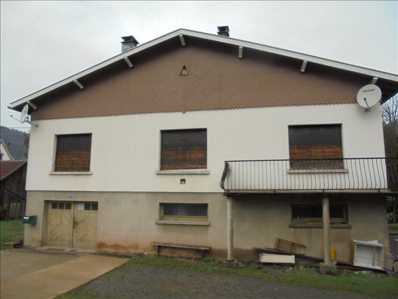 Sale house / villa Schirmeck 105000€ - Picture 2